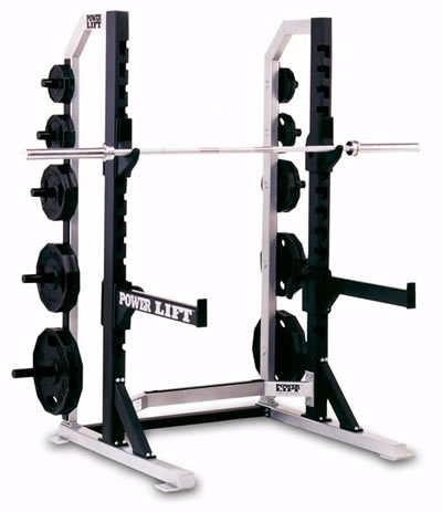 Half Racks Power Lift Power Lift Power Racks